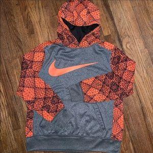 2 Nike Hoodies